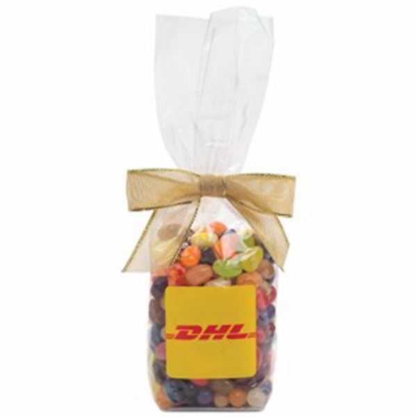 Elegant Mug Stuffer Bag / Jelly Belly (R) Jelly Beans 9.5 oz