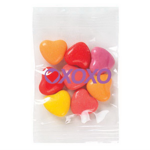 Promo Snax Bags Crazy Hearts