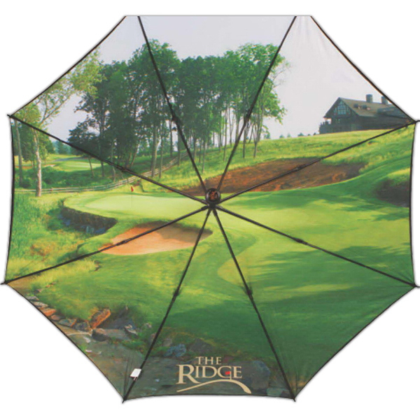 Full custom golf umbrella