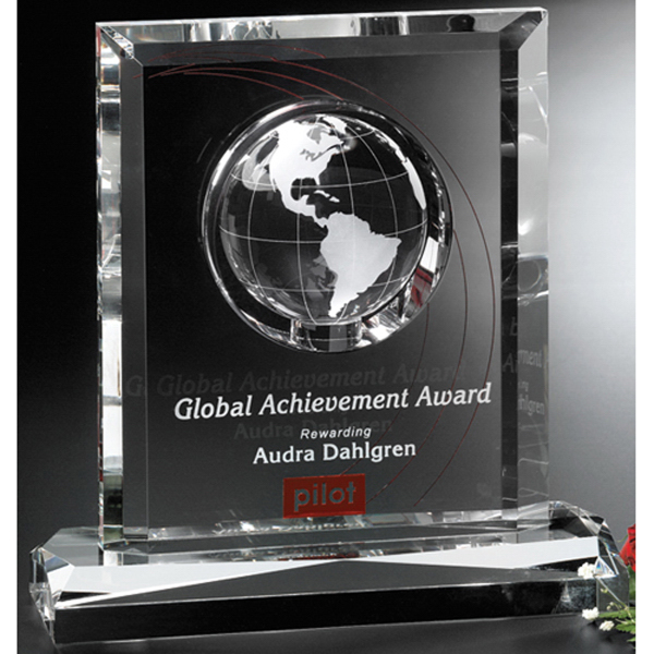 Printed Columbus Global Award