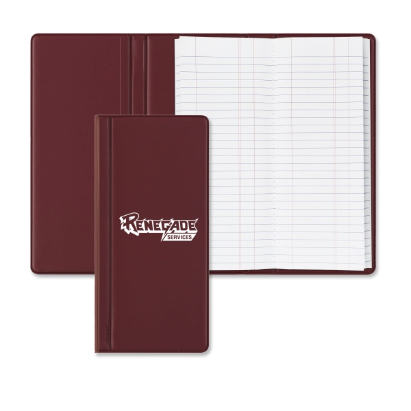 Trifold Tally Book