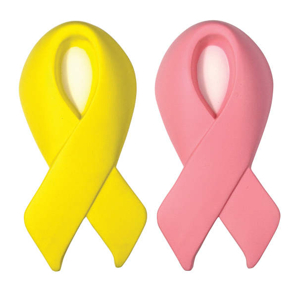 Squeezies (R) Awareness Ribbons Stress Reliever