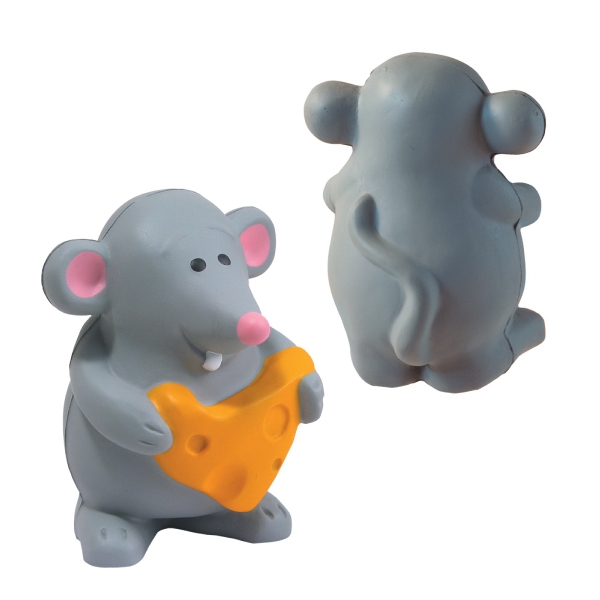 Squeezies (R) Mouse Stress Reliever