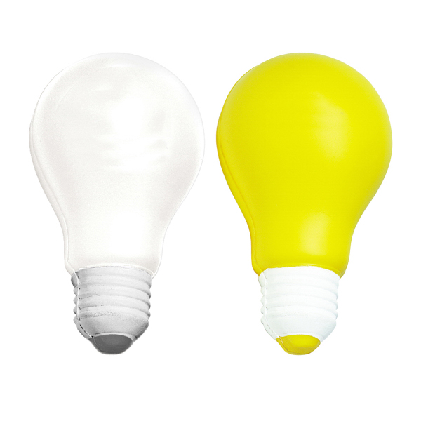 Squeezies (R) Light Bulb Stress Reliever