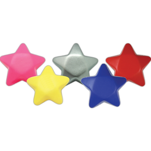 Squeezies (R) Stars Stress Reliever