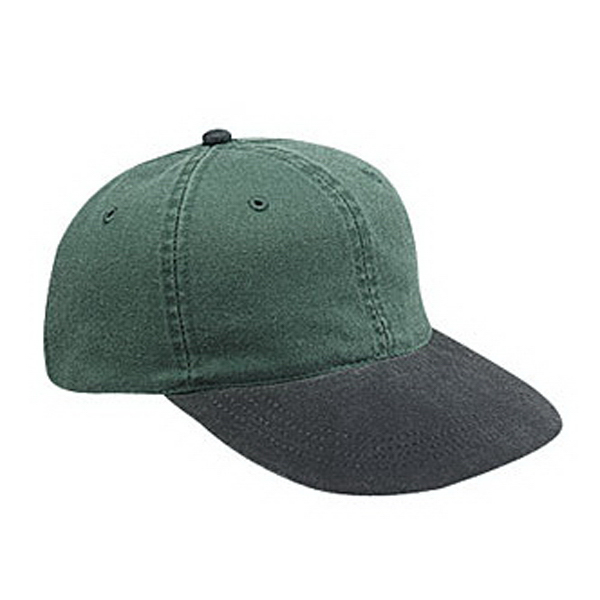 Youth Six Panel Low Profile Pro Style Cap