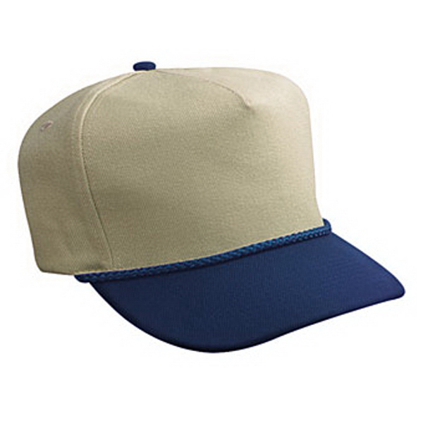 Low Crown Golf Style Cap