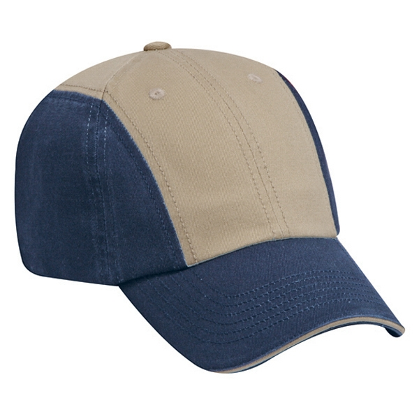 Twelve Panel Low Profile Pro Style Cap