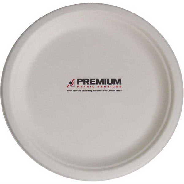 Imprinted Biodegradable Plate