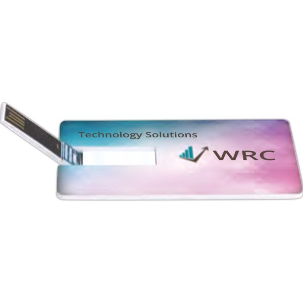 Custom Credit Card Drive USB