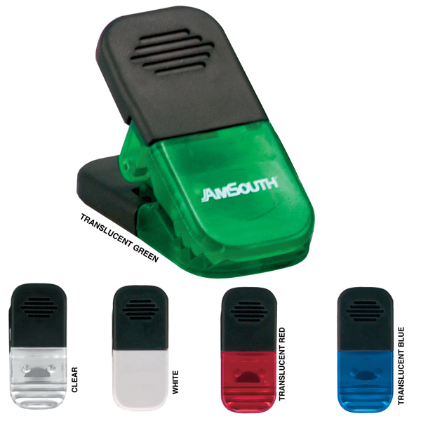 Promotional Magnetic jumbo clip
