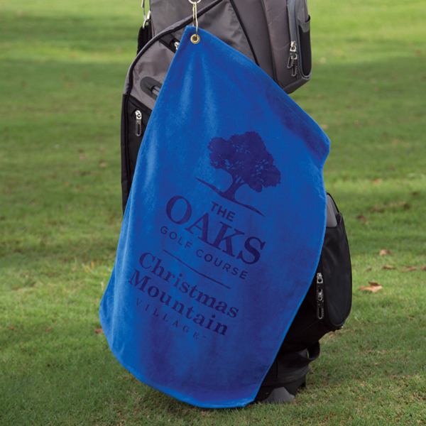 Platinum Collection Golf Towel