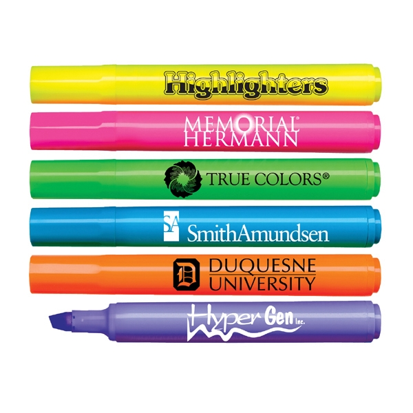 Brite Spots Jumbo Fluorescent Highlighter