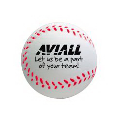 Custom Sports Ball Stress Reliever