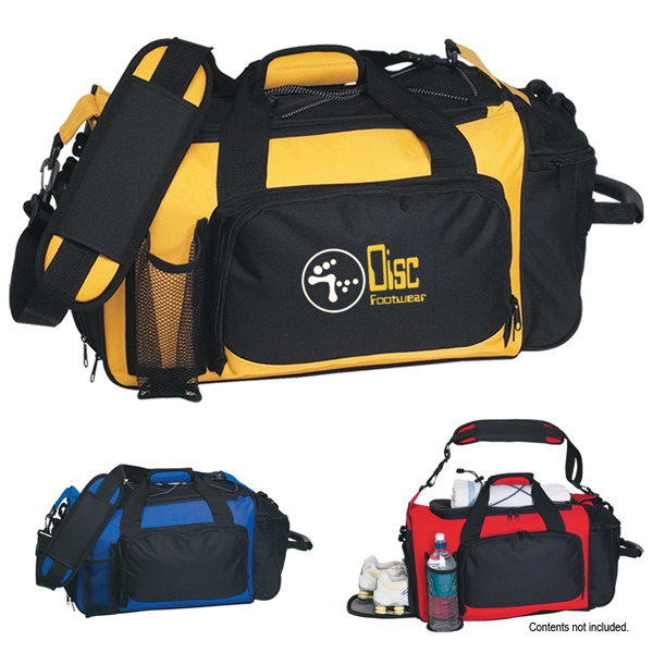 Deluxe Sports Duffle Bag