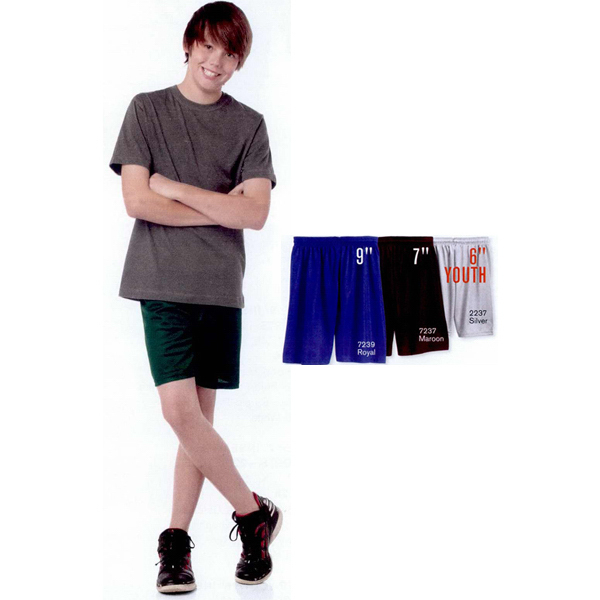"Badger 7"" Inseam Mini Mesh Shorts"