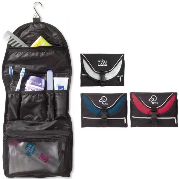 The Overnighter Toiletry Bag