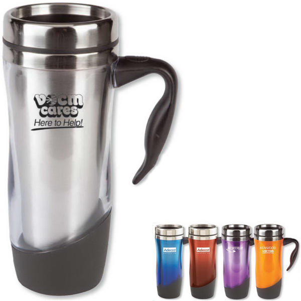 The Shades Easy Grip Handle Mug