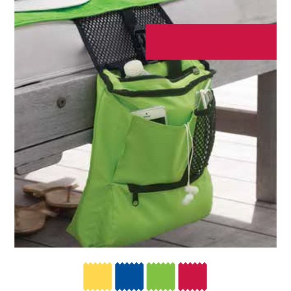 Saddle Bag Cooler & Tote (TM)