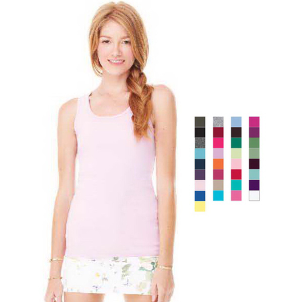 Bella + Canvas Women's Baby Rib Tank