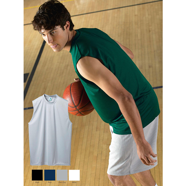 Wicking polyester shooter shirt