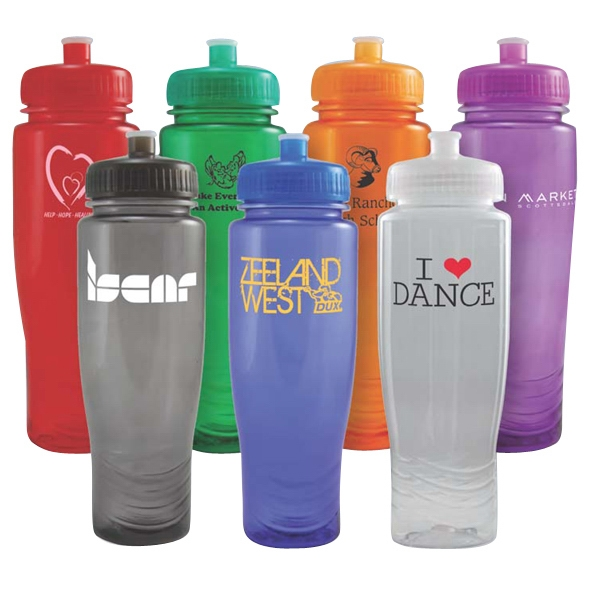28 oz Polyclean (TM) Sports Bottle