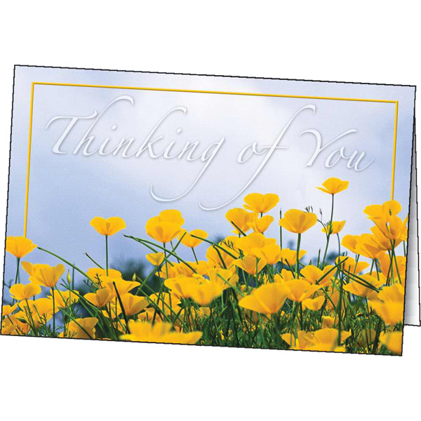 Cheerful Comfort special occasion card