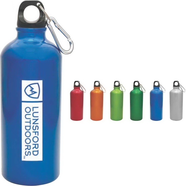Aluminum Venice Collection Water Bottle