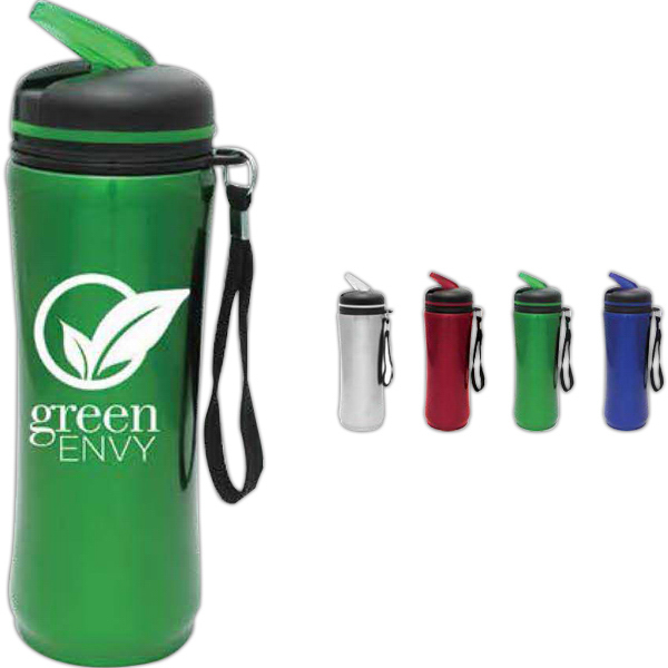 Personalized Stainless Steel Newport Collection Water Bottle