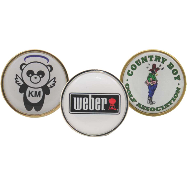 Custom Metal Ball Markers