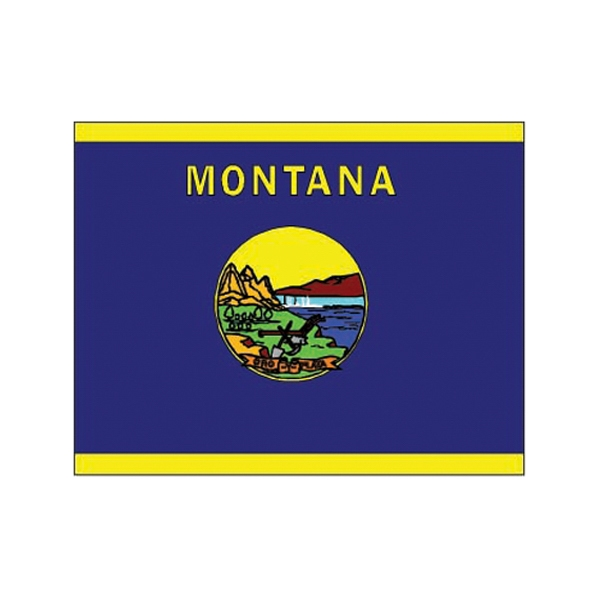 Promotional Montana State Flag