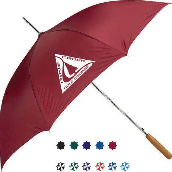 "48"" Stick Umbrella"