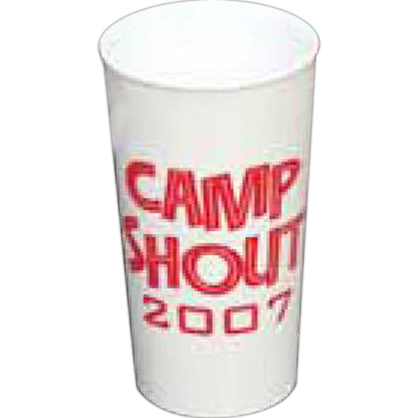 Printed Reusable Plastic Cup