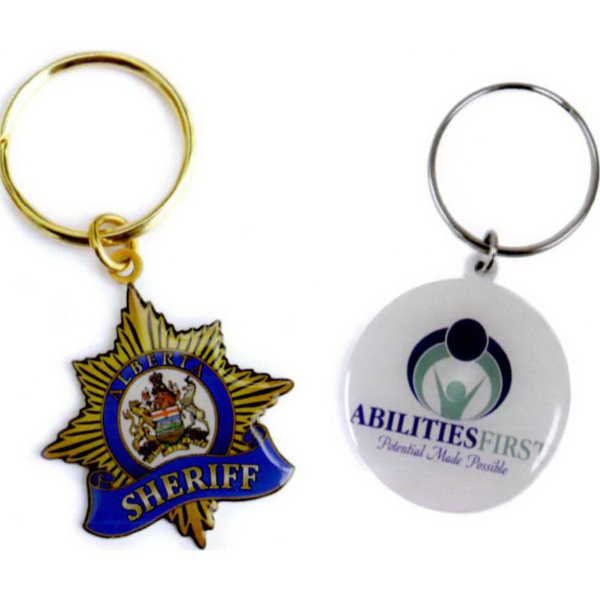Promotional Key Tag
