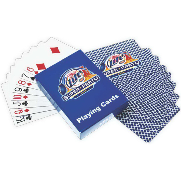 Logo Playing Cards