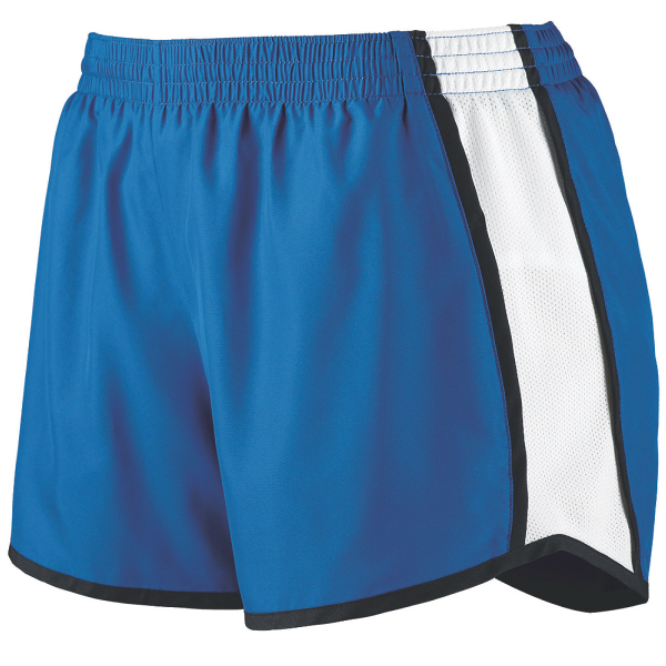 Ladies junior fit team shorts