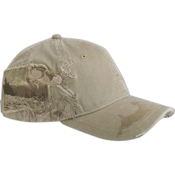 Promotional Applique Wildlife Series Caps