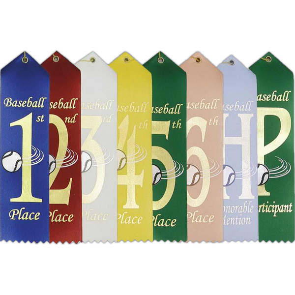 Personalized Stock event ribbon