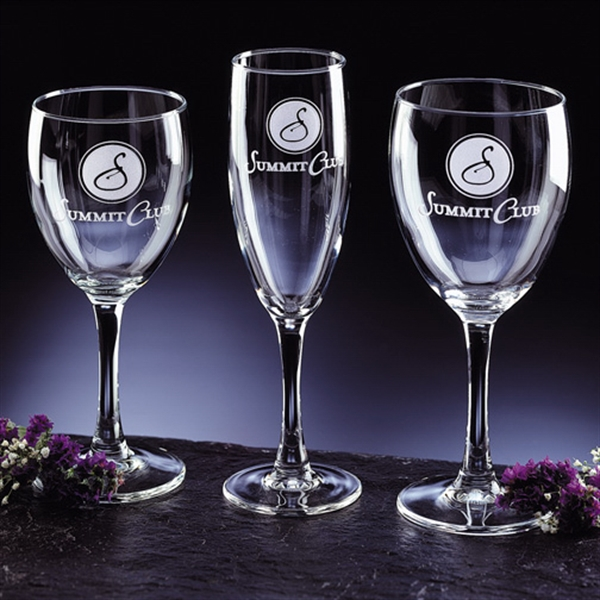 Set of four Park Avenue Stemmed Wine Glasses