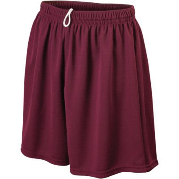 Wicking soccer shorts