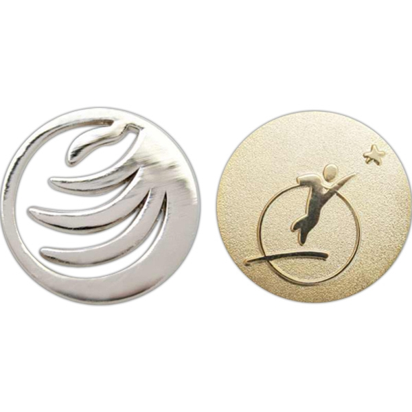 Die Struck Lapel Pin