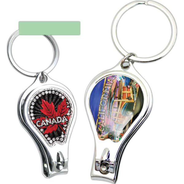 Nail Clipper Key chain