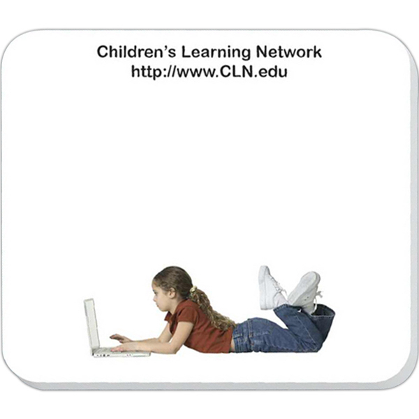 """7"""" x 6"""" Adhesive Note Mouse Pad"""