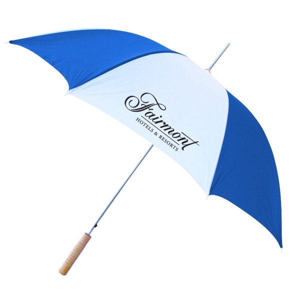 "48"" Automatic Umbrella - Alternating Colors"