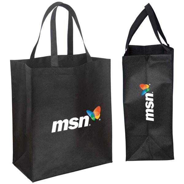 Non-Woven Jumbo Grocery Tote