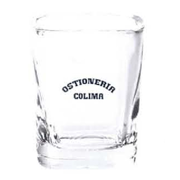 2 oz. Square Shot Glass