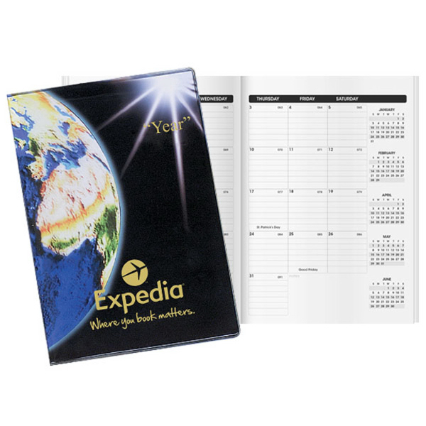 Inspire Global Deluxe Classic Monthly Planner