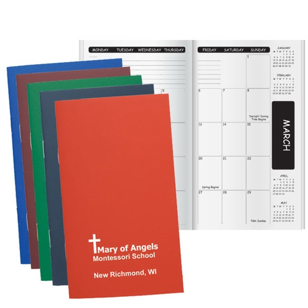 Academic Pocket Planner