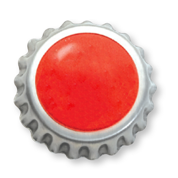 Promotional Bottle Cap Pin