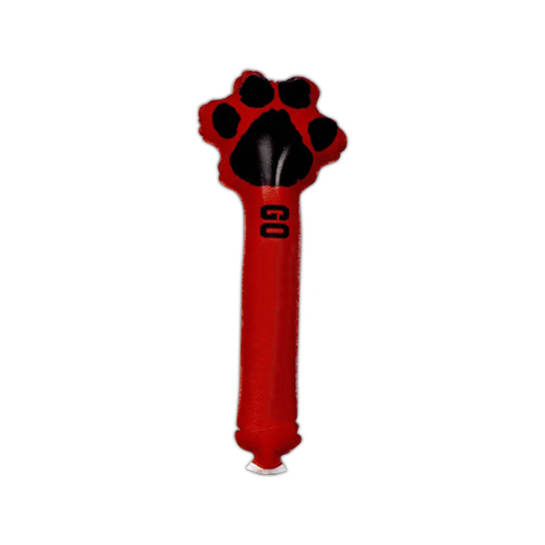 Customized Non noisemaker inflatable paw wave stick